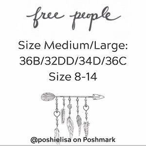 Free People Tops - Free People Tighten Up Tank M/L